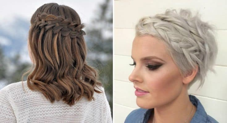 29 swanky braided hairstyles