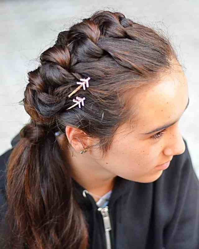 25 side braid hairstyles which are simply spectacular - wild