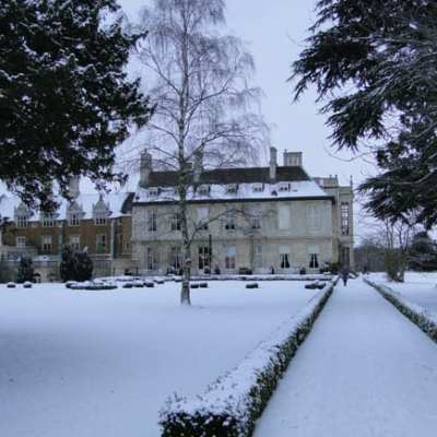 Kid Friendly Downton Abbey Style Hotel – STAPLEFORD PARK