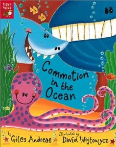 Commotion in the Ocean by Giles Andreae