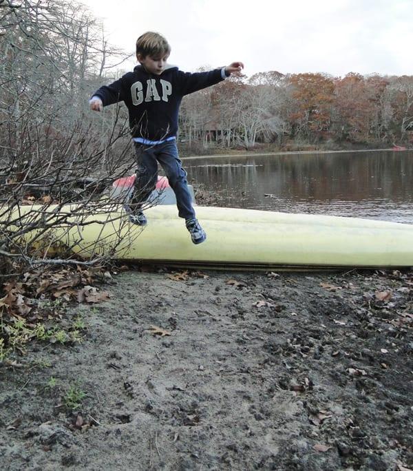 leap canoe