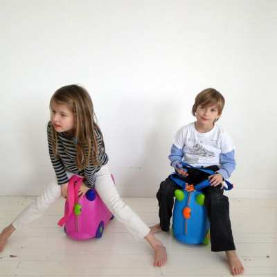 Rock and roll on Trunki – the best hand luggage for kids – Special deals for a limited time