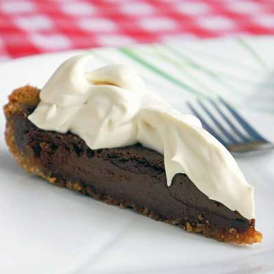 Chocolate Malt Pie