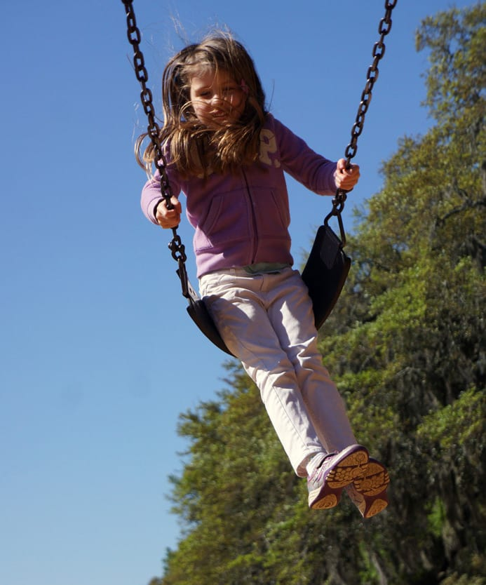 swing forsyth park