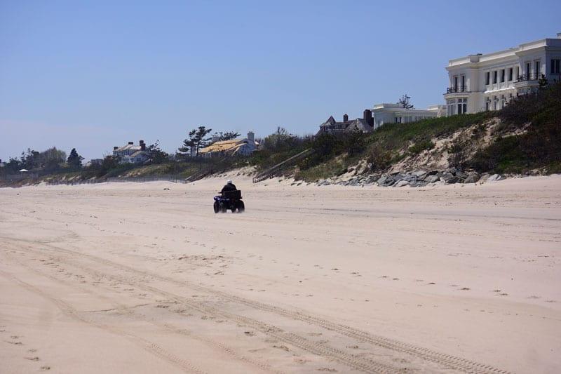 Houses on Main Beach East Hampton Village