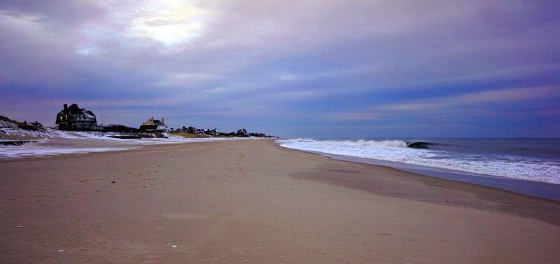Southampton Village beach