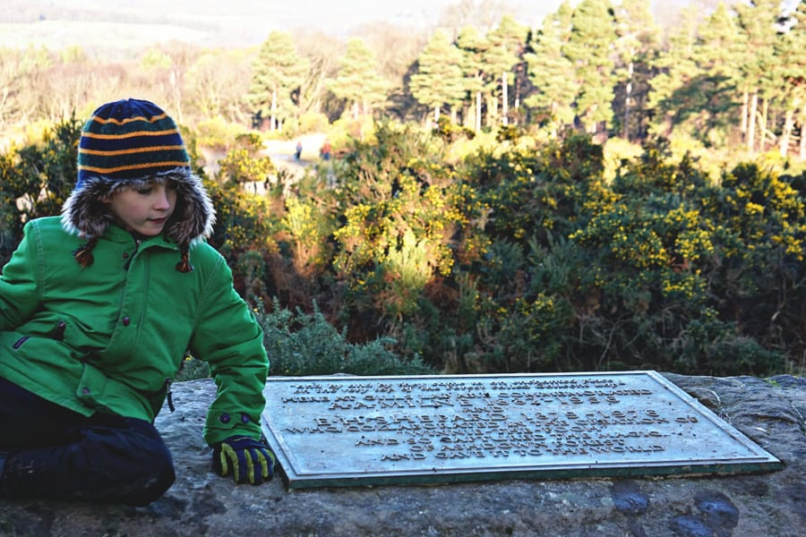 AA Milne EH Shephard Memorial