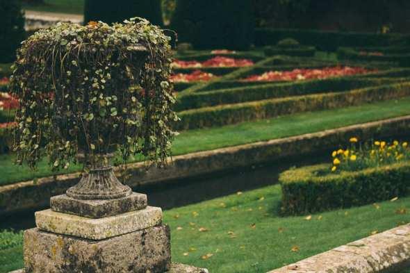 Groombridge Place urn