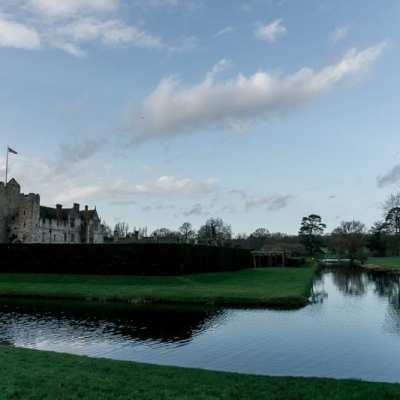 Hever Castle – a midwinter's tale