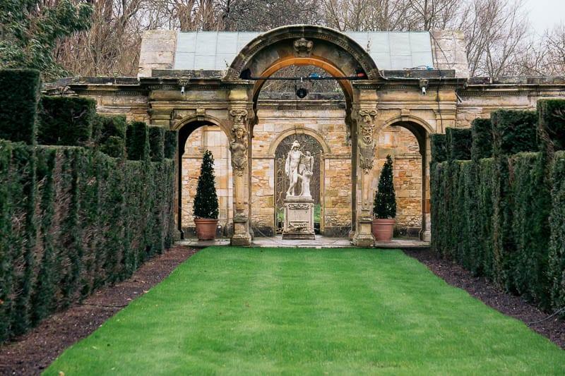 Hever 39 S Italian Garden In Winter Wild About Here
