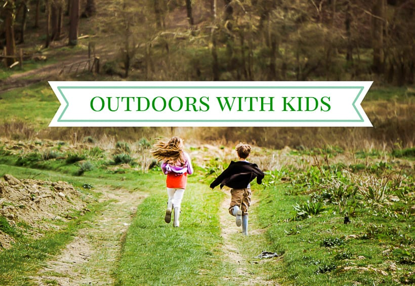 Outdoors Kids Google Plus Collection