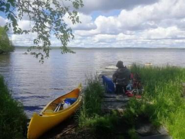 Canoe paradise