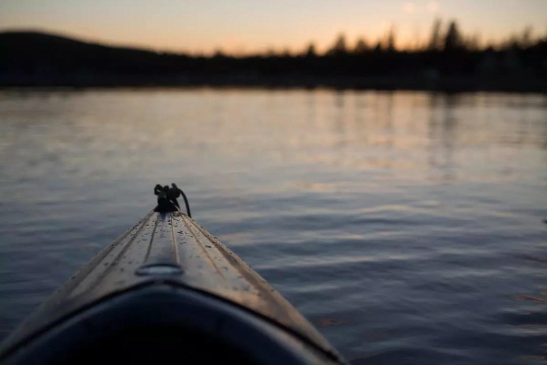 Canoe Trip Nature