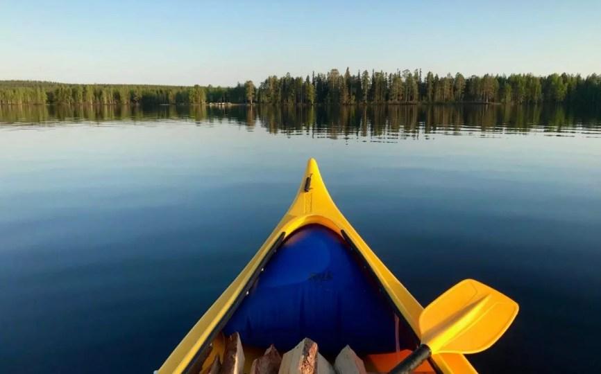 Ounasjoki has Been Iced | Wild About Lapland