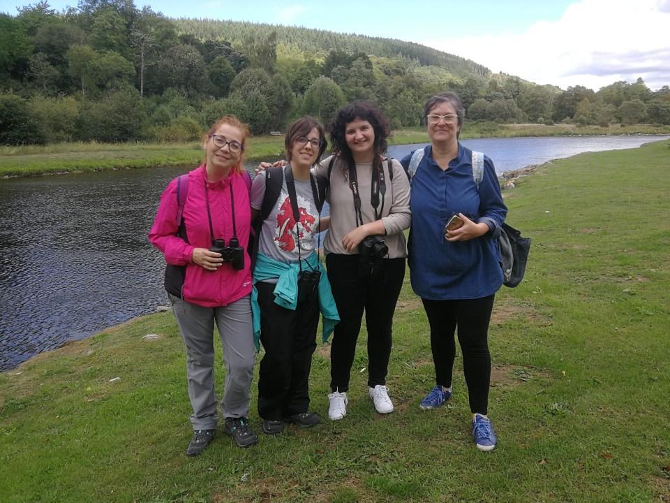 Wildlife Walk in the Cairngorms