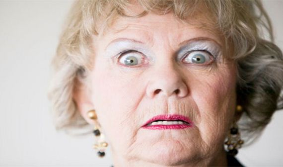 Pentheraphobia: Fear of your mother in law.