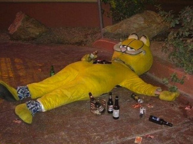 18 Of The Worst Drunken Halloween Costume Moments Of All Time Wildammo (4)