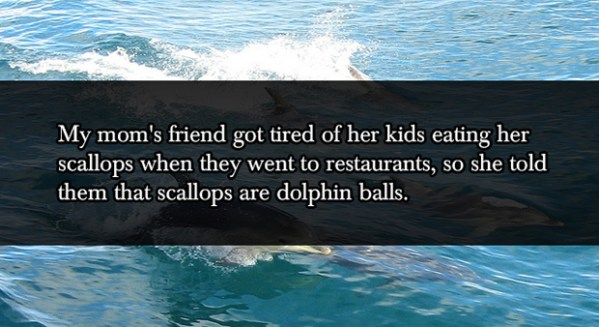 Hilarious Lies Many Parents Would Love To Tell Their Kids (4)