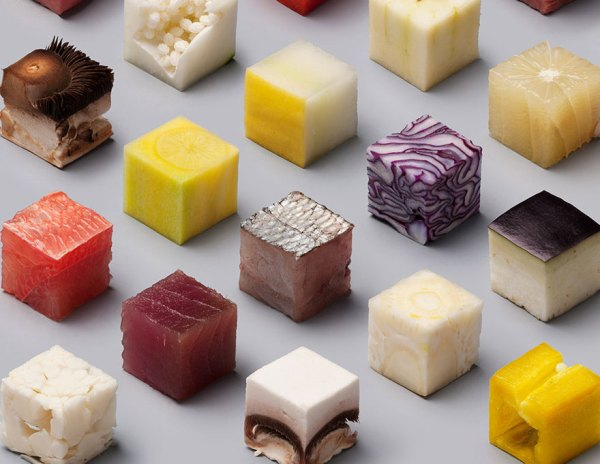 Artist Cuts Ingredients Into Perfect Squares To Satisfy Your OCD Today (4)