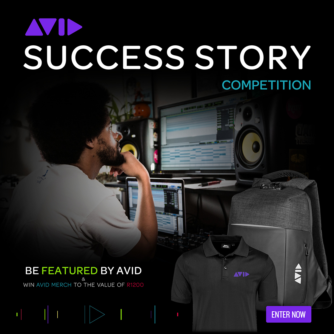 Avid Success Story Competition | Enter now!