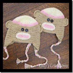 00147.00148 - Sock Monkey