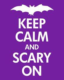 scary-on purple