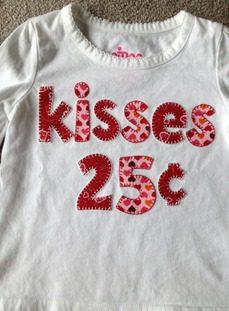 kisses 25