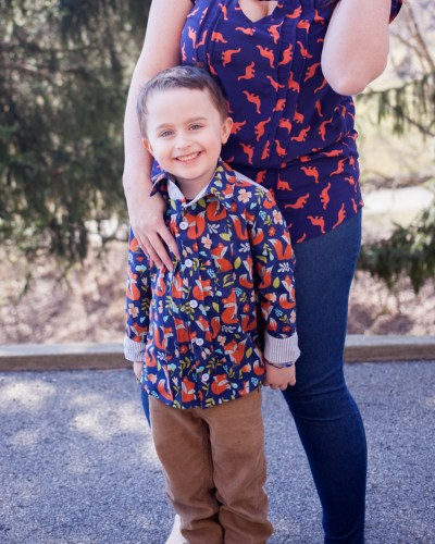 Charlie + Mama Lauren by Made for Mermaids