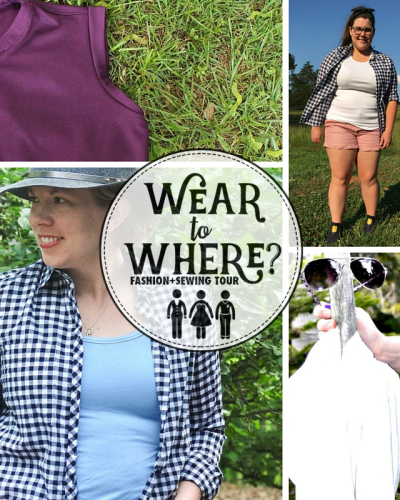 Wear to Where? Spring 2016 | Glamping