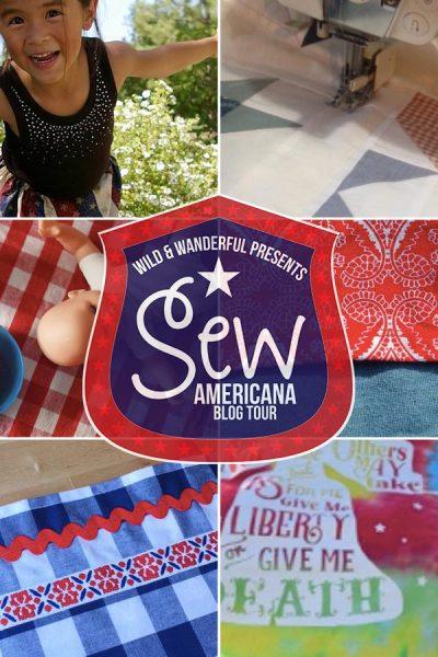 Sew Americana Blog Tour | Day 3