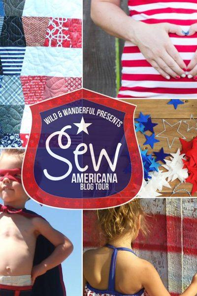 Sew Americana Blog Tour | Day 2