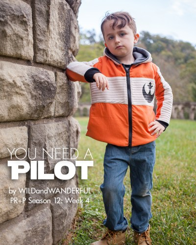 PR+P Week 4: You Need a Pilot