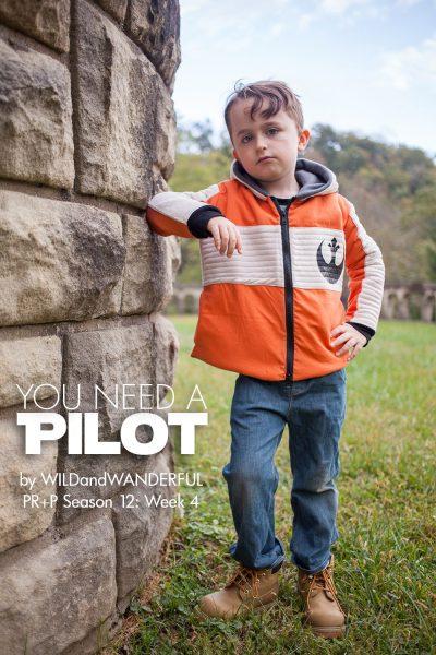 PR+P Week 4: You Need a Pilot