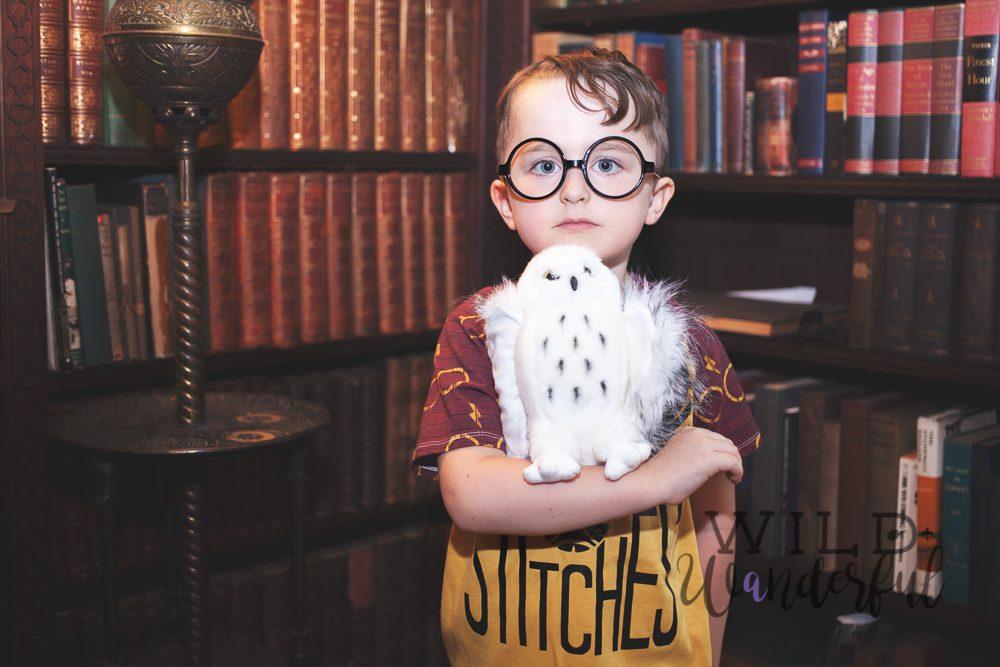A Quick Trip to Hogwarts