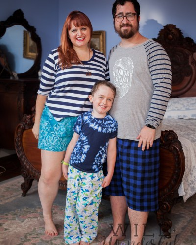 Walk the Plank PJ Bottoms by Patterns for Pirates