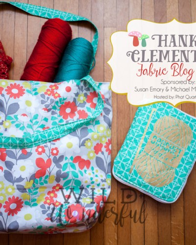 Hank & Clementine Fabric Blog Tour