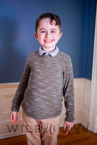 A Sweater for Lou   Boho Fabrics