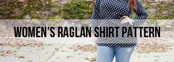 womens raglan