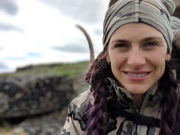 Gina Ciolkosz, Delta Alaska Dall Sheep Hunt