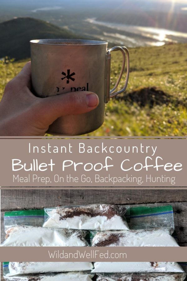 Pinterest Backcountry Bullet proof Coffee