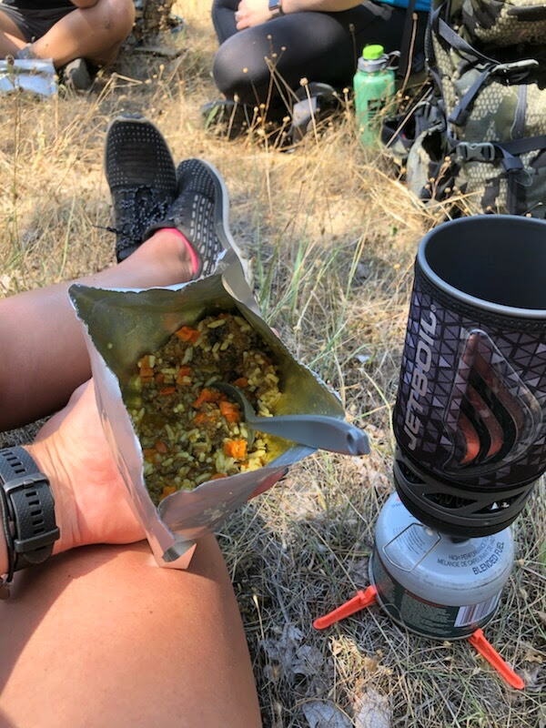 Japanese Curry in the feild
