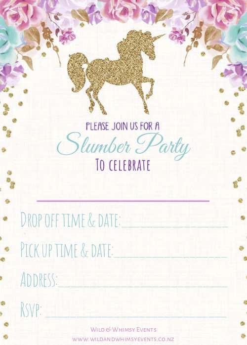 Invitations Printable 15