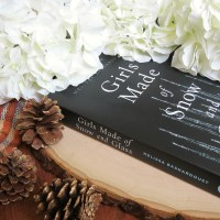 BOOK REVIEW:  Girls Made of Snow and Glass by Melissa Bashardoust