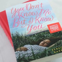 BOOK REVIEW:  You Don't Know Me but I Know You by Rebecca Barrow