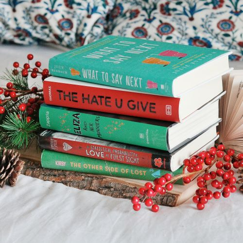 All I Want for Christmas Book Tag