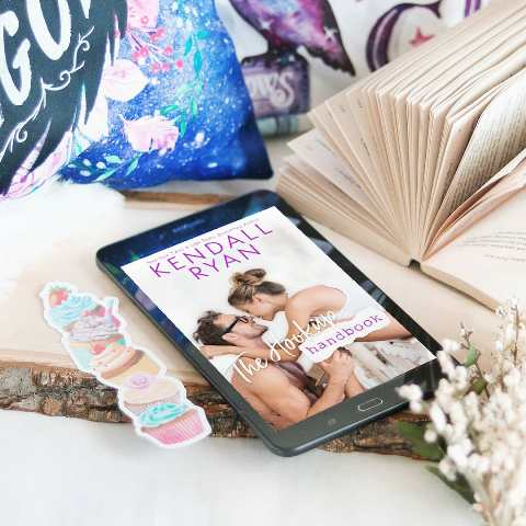 BOOK REVIEW:  The Hookup Handbook by Kendall Ryan