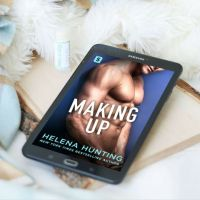 COVER REVEAL:  Making Up by Helena Hunting