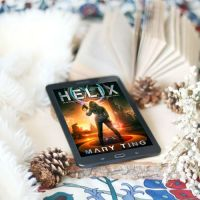 BLOG TOUR + REVIEW + GIVEAWAY:  Helix by Mary Ting