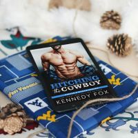 BOOK REVIEW:  Hitching the Cowboy by Kennedy Fox