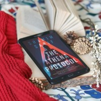 BOOK REVIEW:  The Athena Protocol by Shamim Sarif